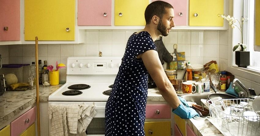 мужские и женские обязанности по дому