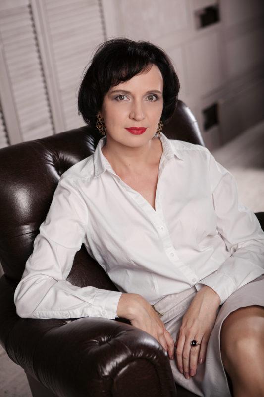 Психолог-психоаналитик Снежана Белкина